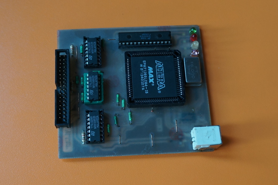 Floppy Disk Emulator Software